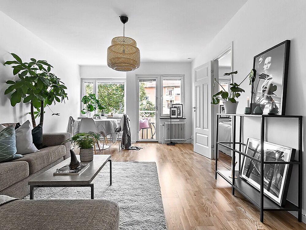 Wow Woensdag! in Scandinavië houden ze van #interieur en van ...