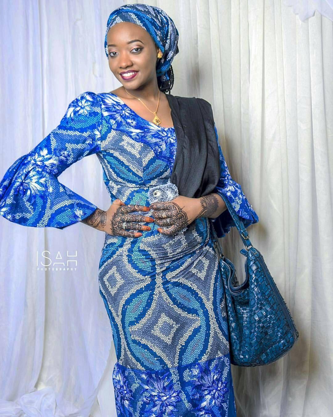 African fashion, Nigerian fashion, formal, Ankara, African prints ...