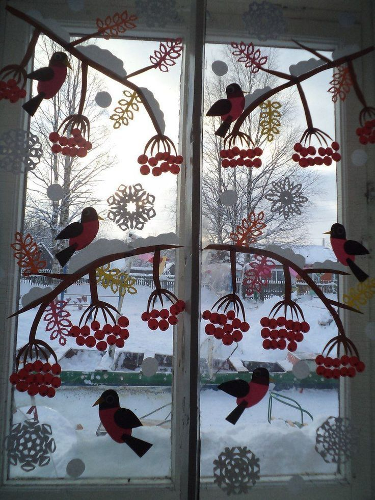 Photo of 18 Impressive window decoration Winter practical designs for any area # over