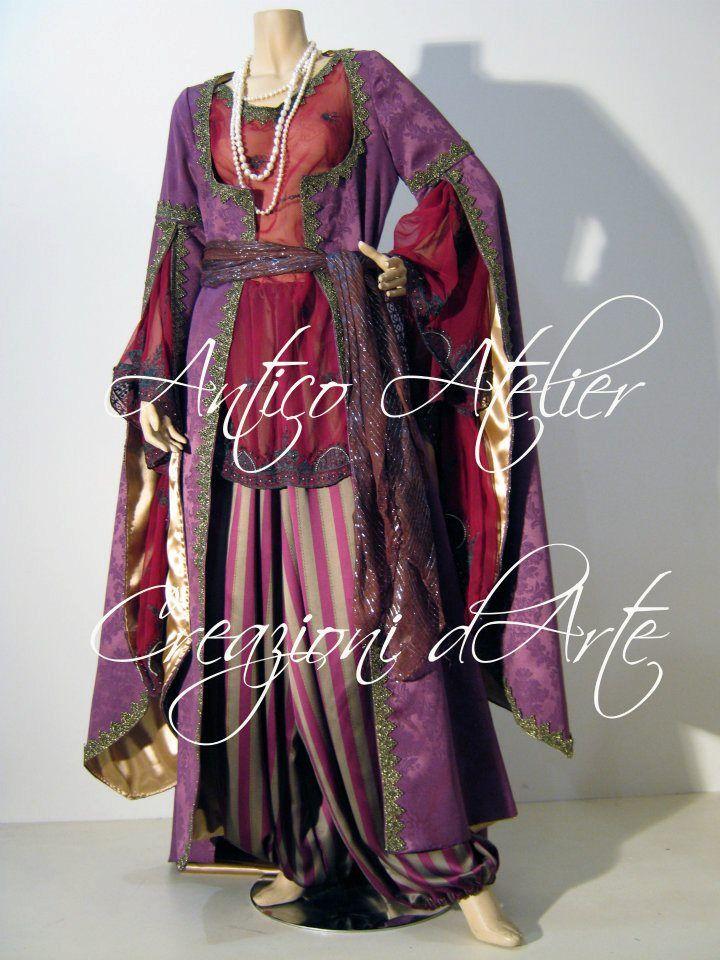 Harem Dress for movie, photo set, dancers...