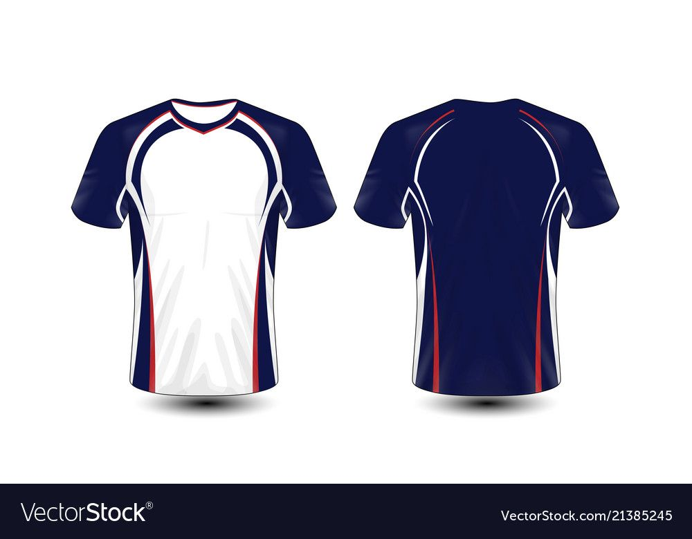 Download Blue Red And White Layout E Sport T Shirt Design Vector Image On Vectorstock T Shirt Design Template Sports Tshirt Designs T Shirt Design Vector