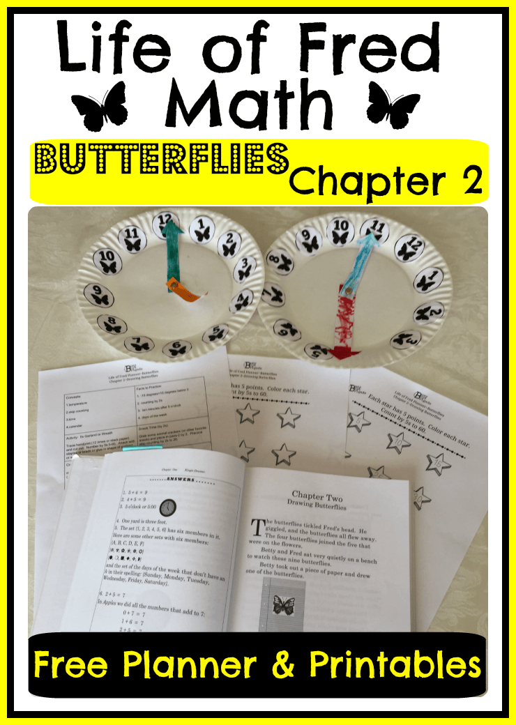 Life of Fred Butterflies-Chapter 2 Lesson Extensions