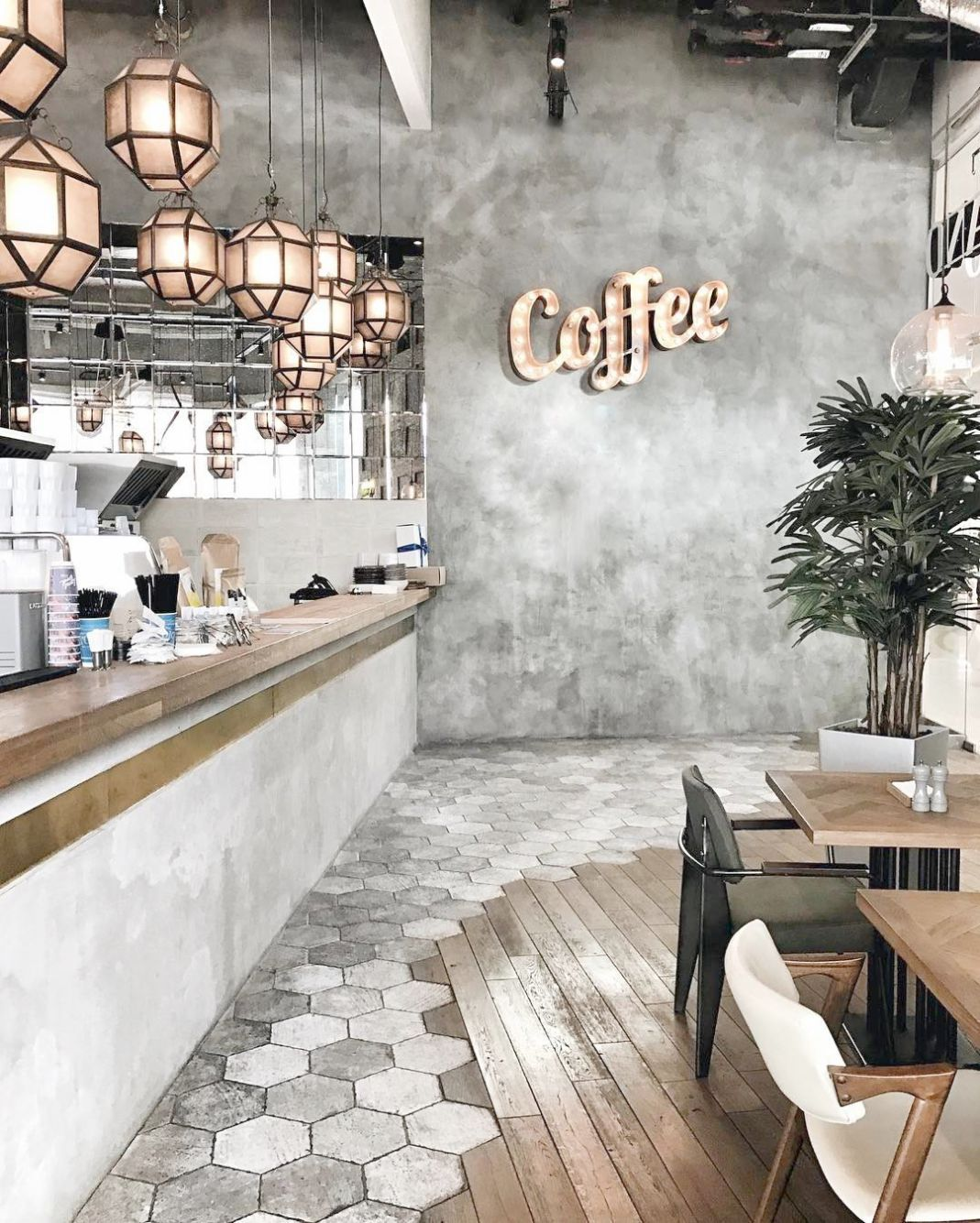 Coffee Near Me Chicago Long Coffee Meets Bagel Expensive Such Coffee Near Me Ri Industrial Style Interior Industrial Interior Design Modern Industrial Interior