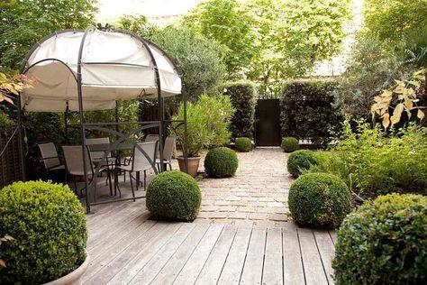 dco jardin contemporain ide salon de jardin