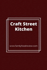 Craft Street Kitchen With Images Florida Restaurants Food