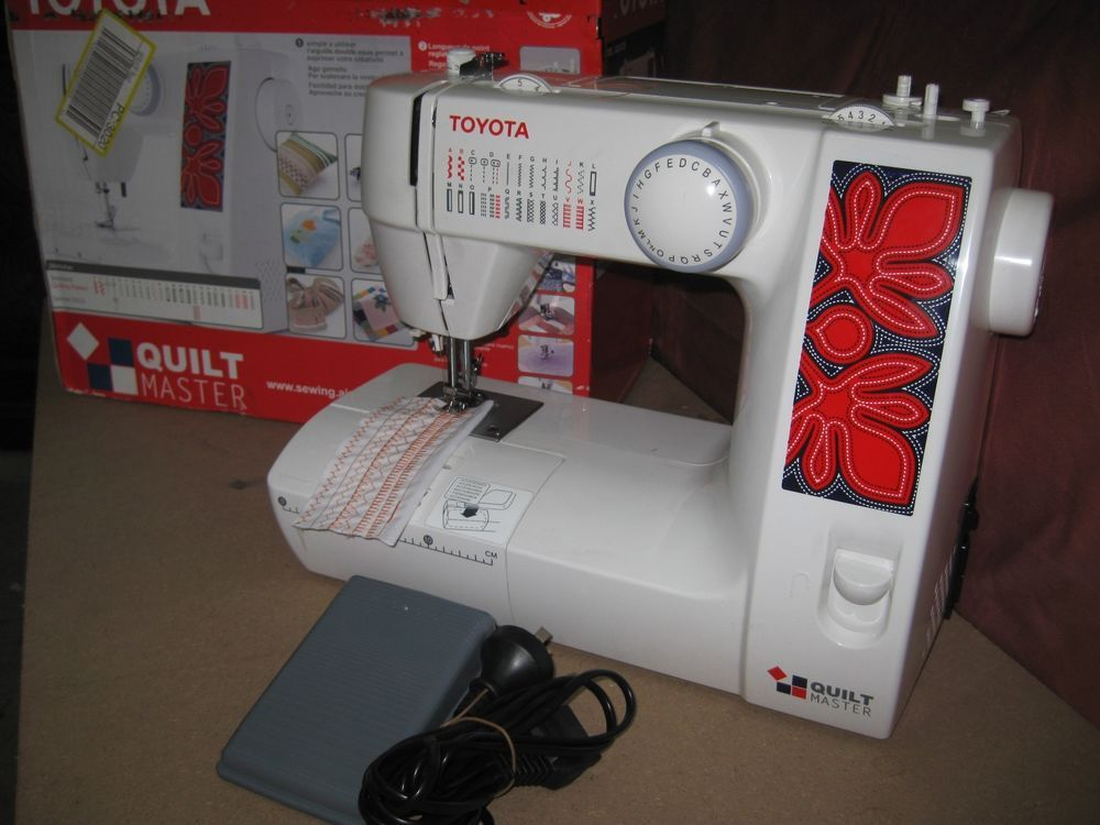 Toyota quilt 226 with 26 stitch patterns sewing machine | Toyota ... : toyota quilt 50 sewing machine - Adamdwight.com