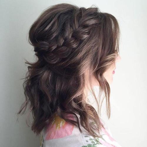 25 peinados para ocasiones especiales