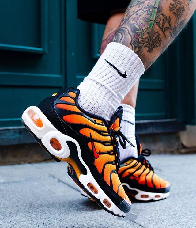 Whos a fan of Nike Air Max TNs? By @antonio.thiery New website ...