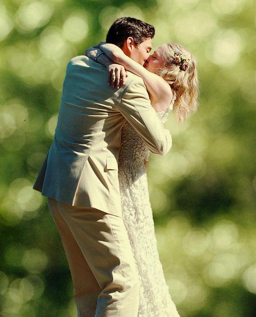 """Amanda Seyfried & Ben Barnes en """"La gran boda"""" / """"The big"""