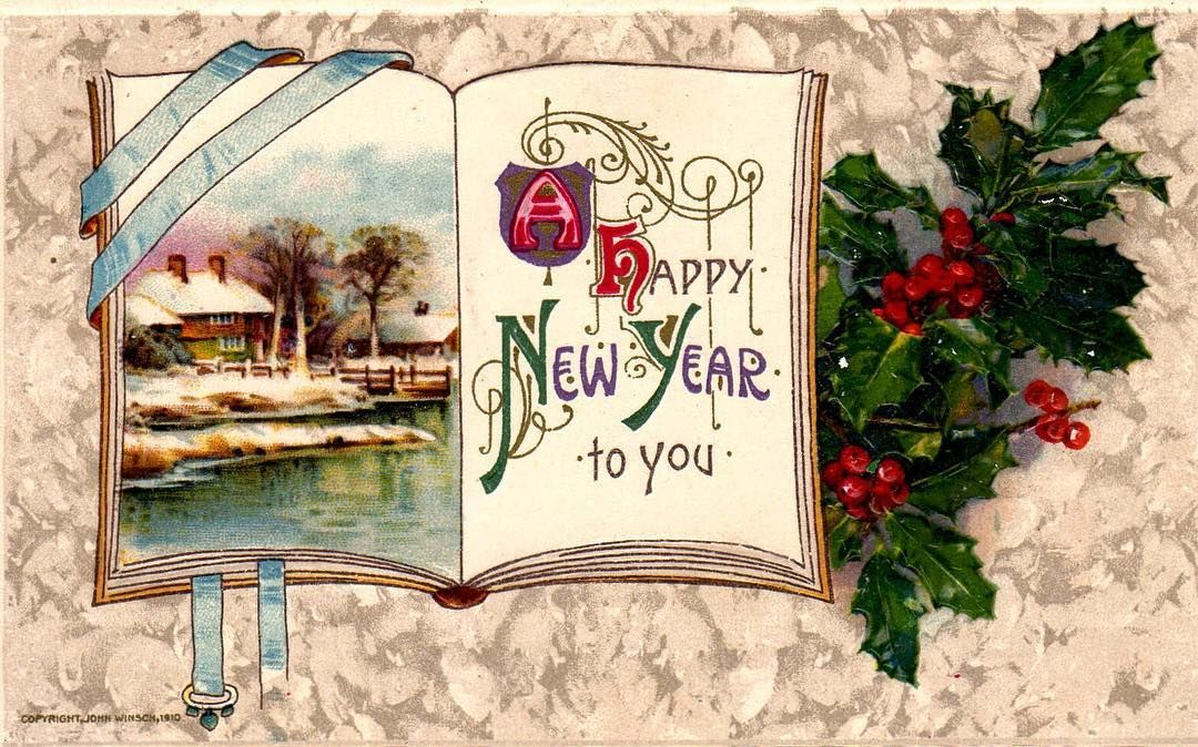 Happy New Year from the Oshawa Museum! 2018