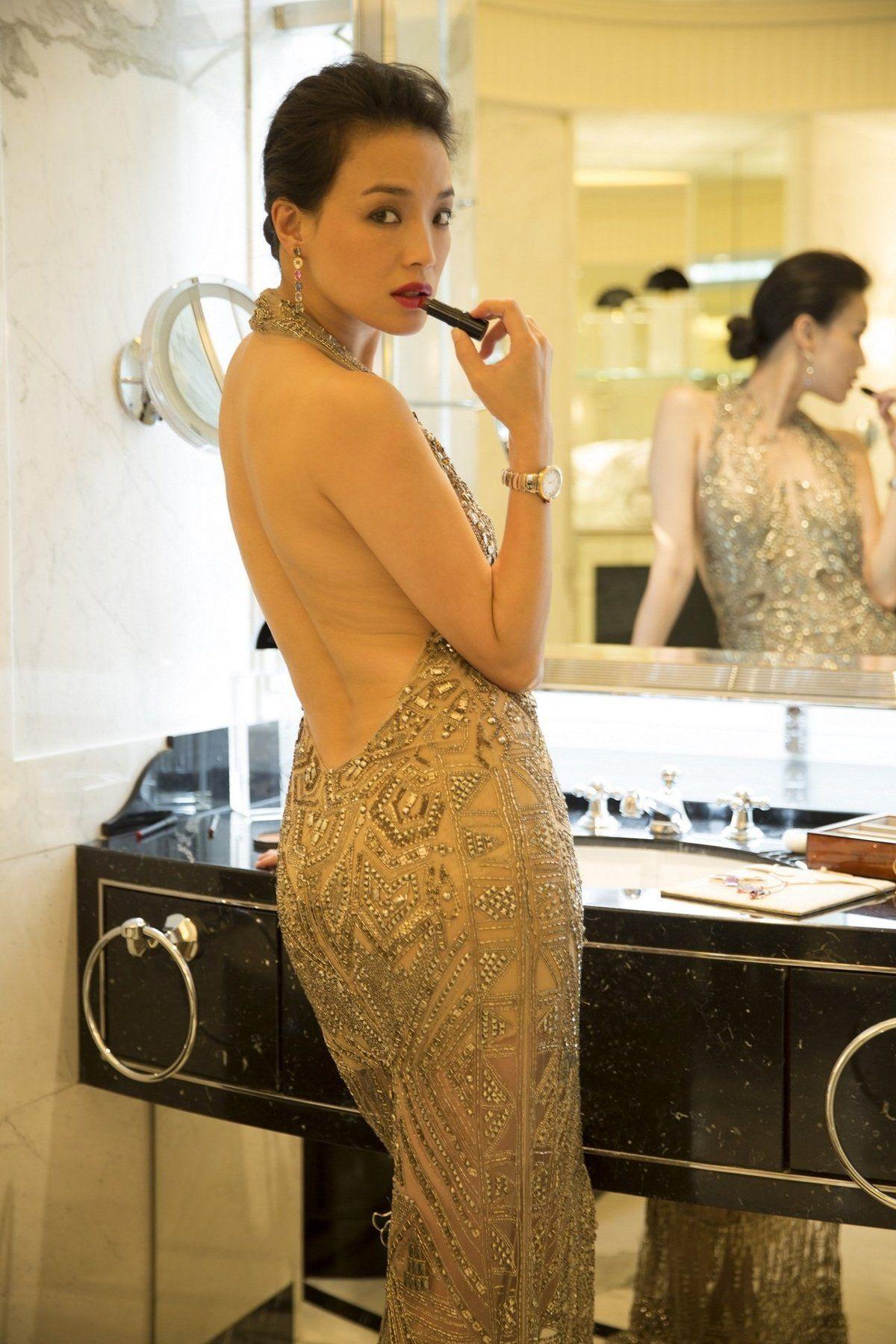 Shu qi 2018 | Fashion, Asian beauty, Fashion magazine