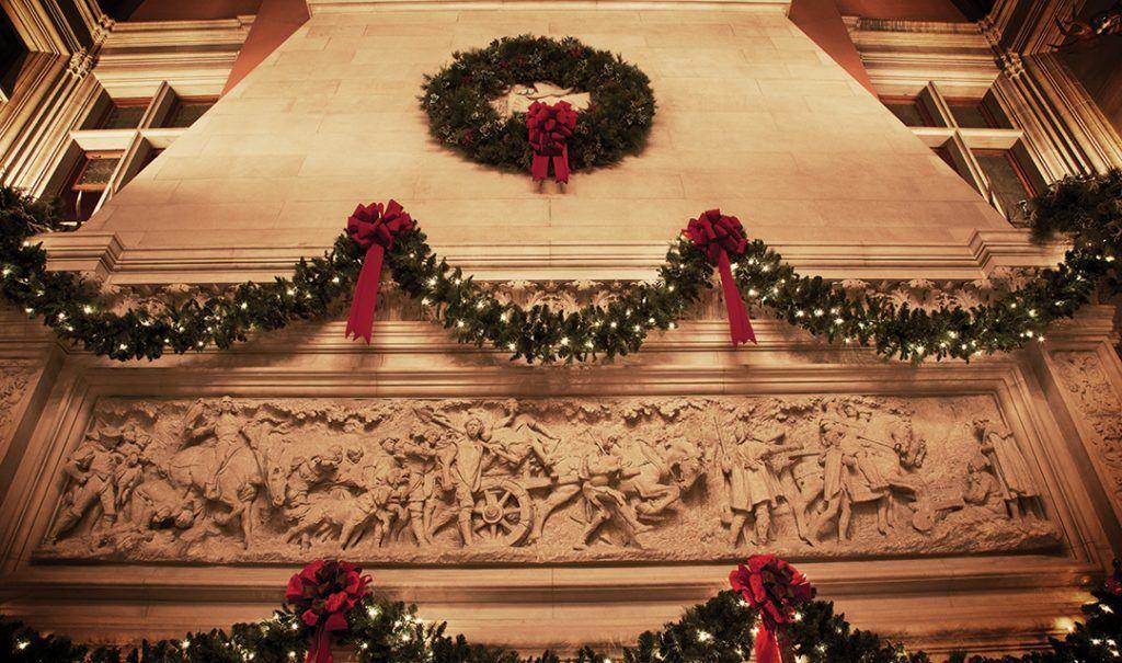 Christmas at Biltmore Daytime Celebration Biltmore