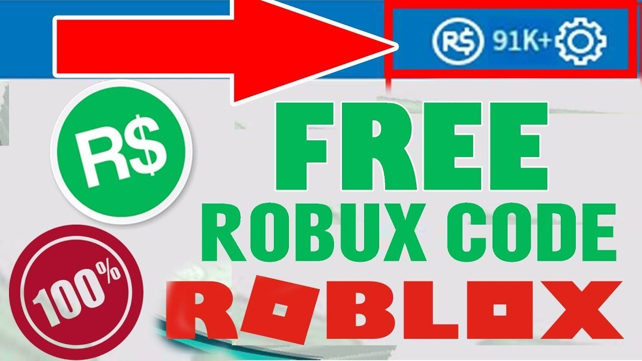 How To Get A Free Robux Promo Code