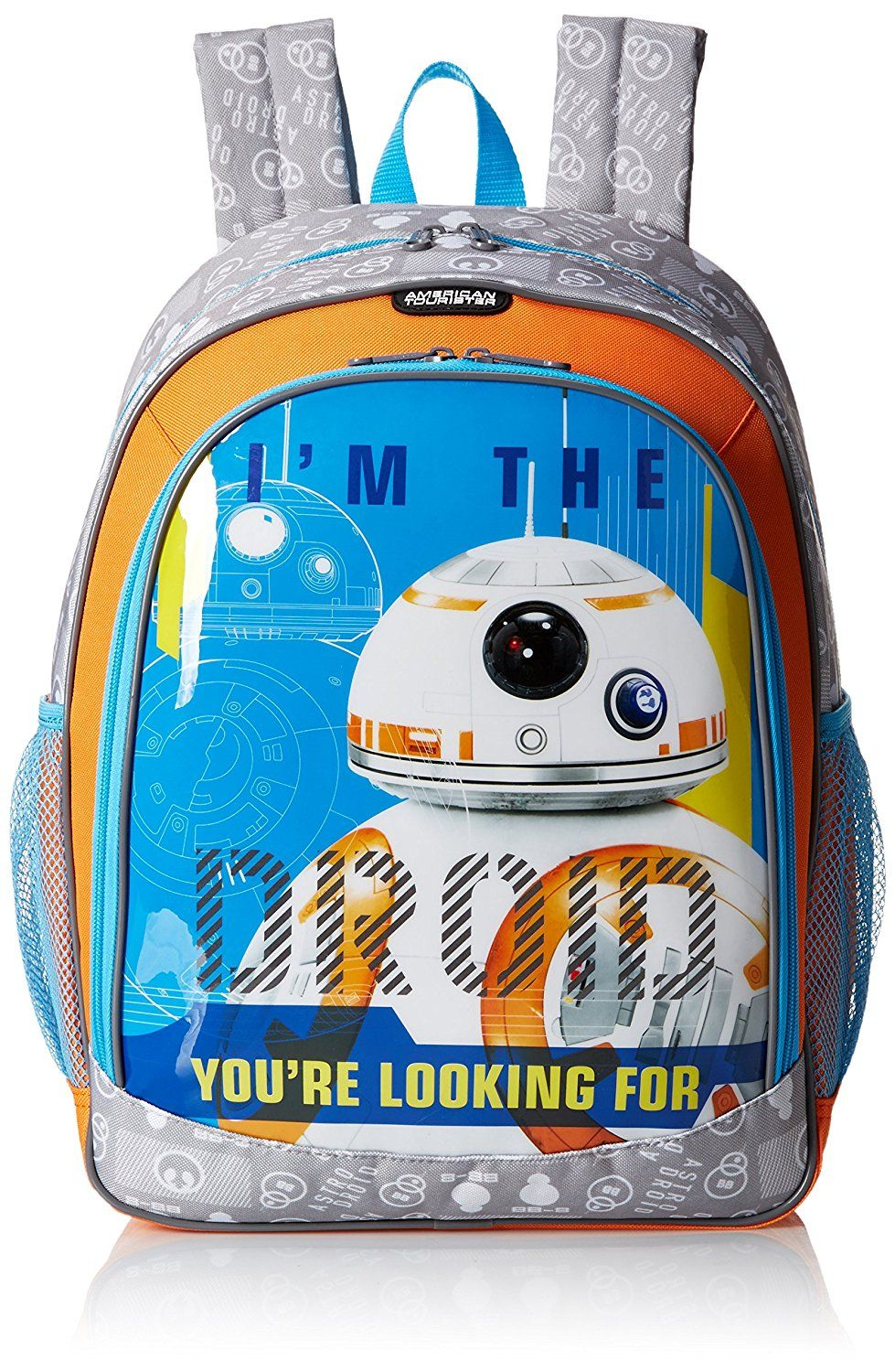 320ae688f3 American Tourister 74717 Star Wars Bb8 Children s Backpack -- Visit the  image link more details.