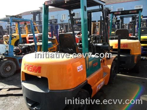Used TCM Forklift FD-30 from Japan (FD-30) - China Used 3