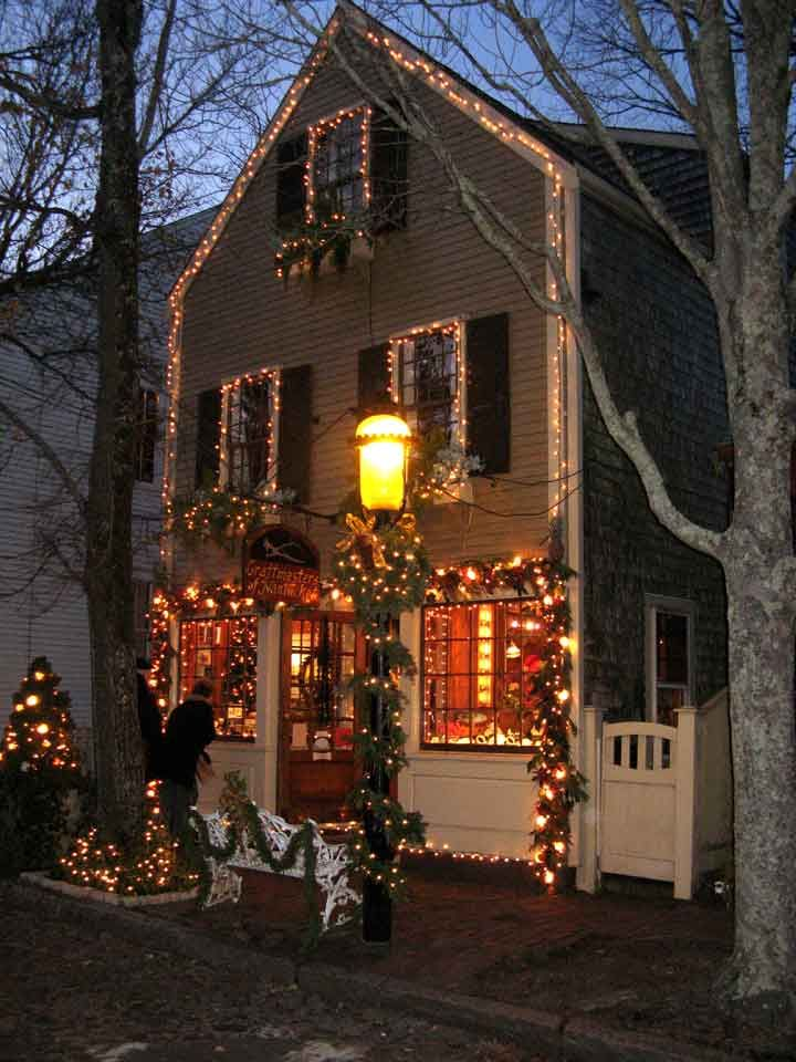 christmas stroll nantucket island photos google search. Black Bedroom Furniture Sets. Home Design Ideas