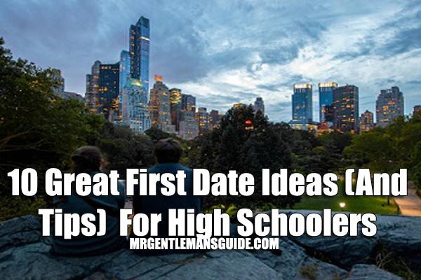 Dating A High Schooler