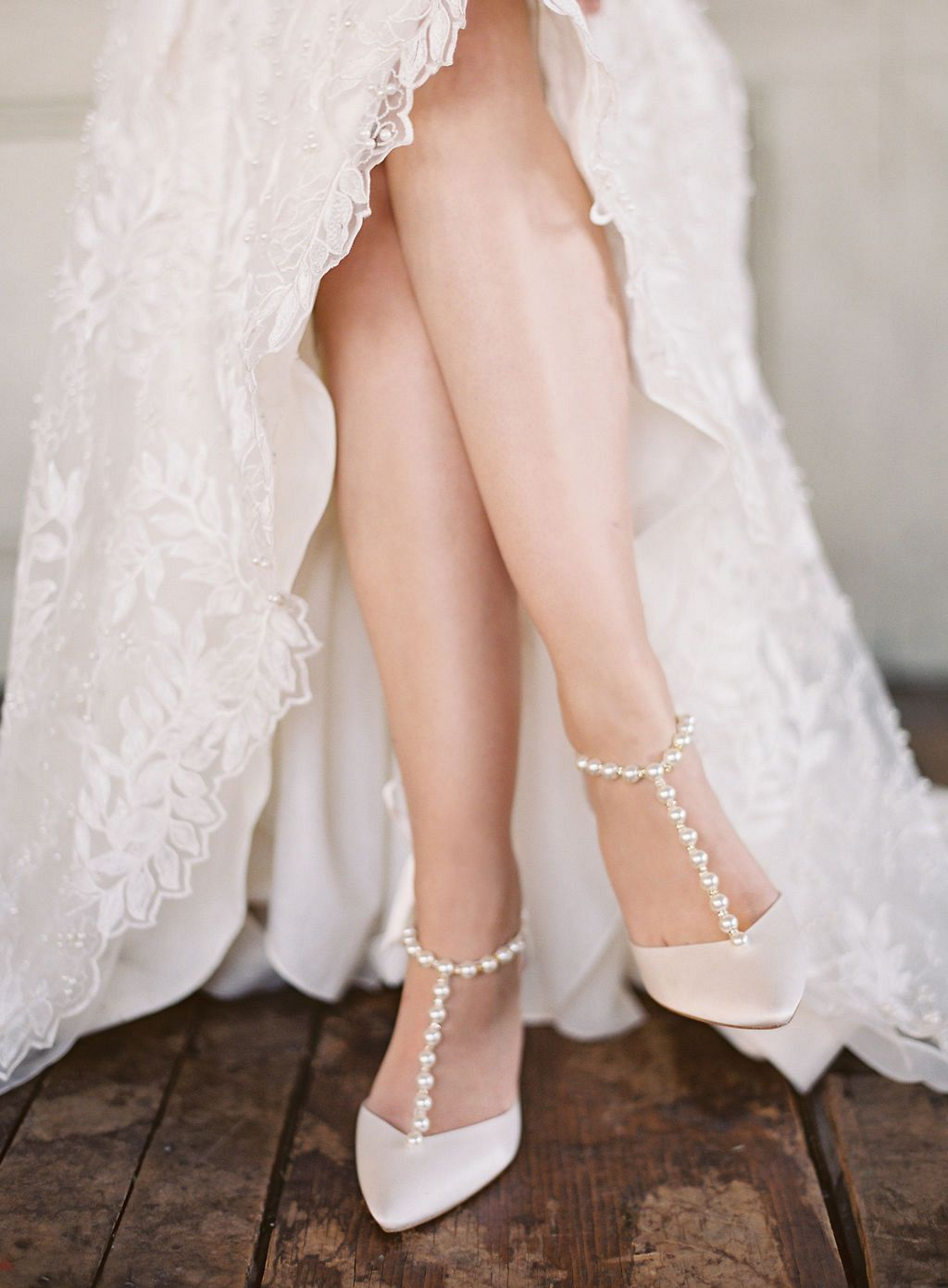 1ef2dfbf6 Bridal Shoes for the Fine Art Bride - Bella Belle Shoes - Edelweiss ...