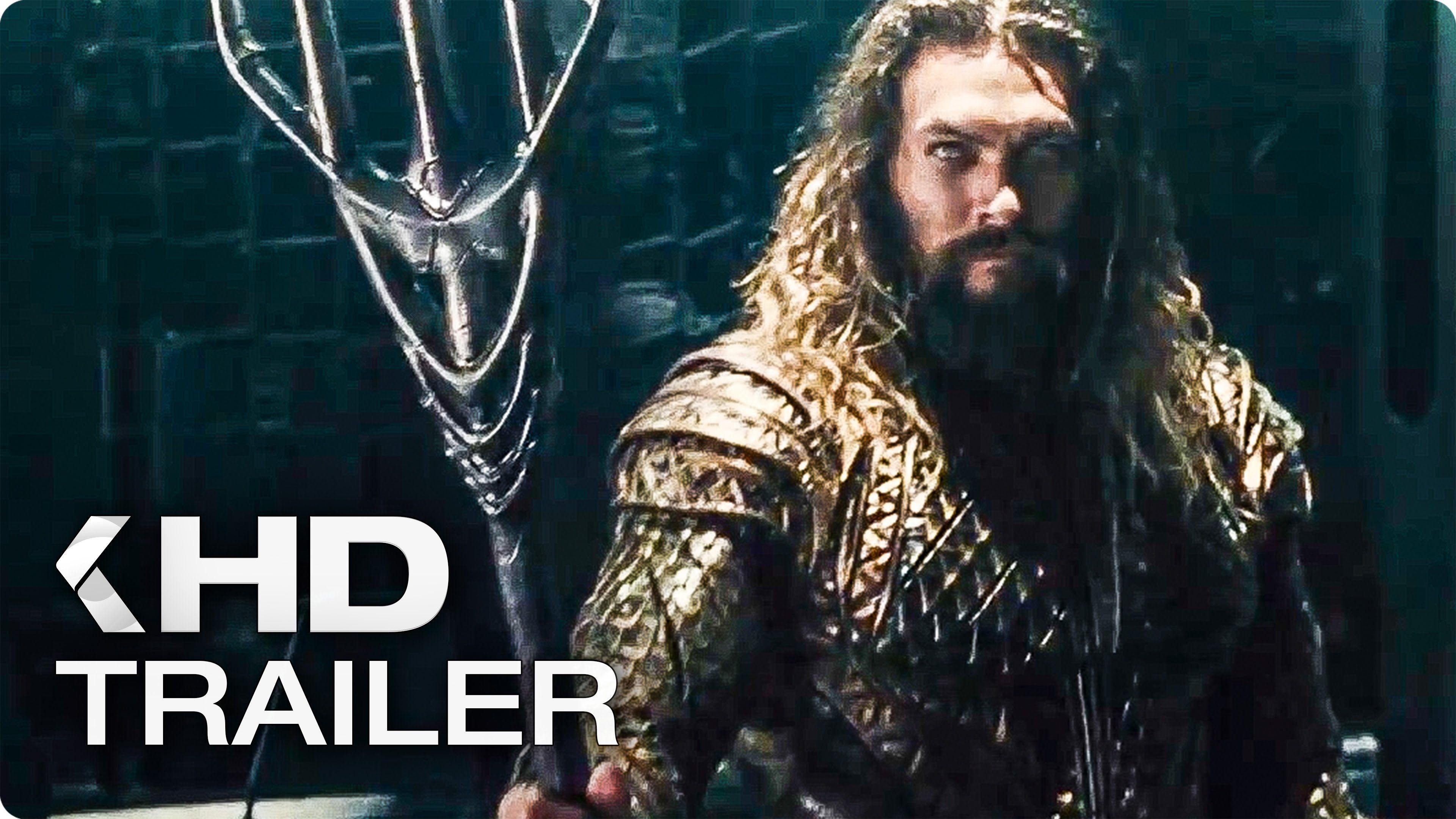 Aquaman 2018 justice league trailer aquaman