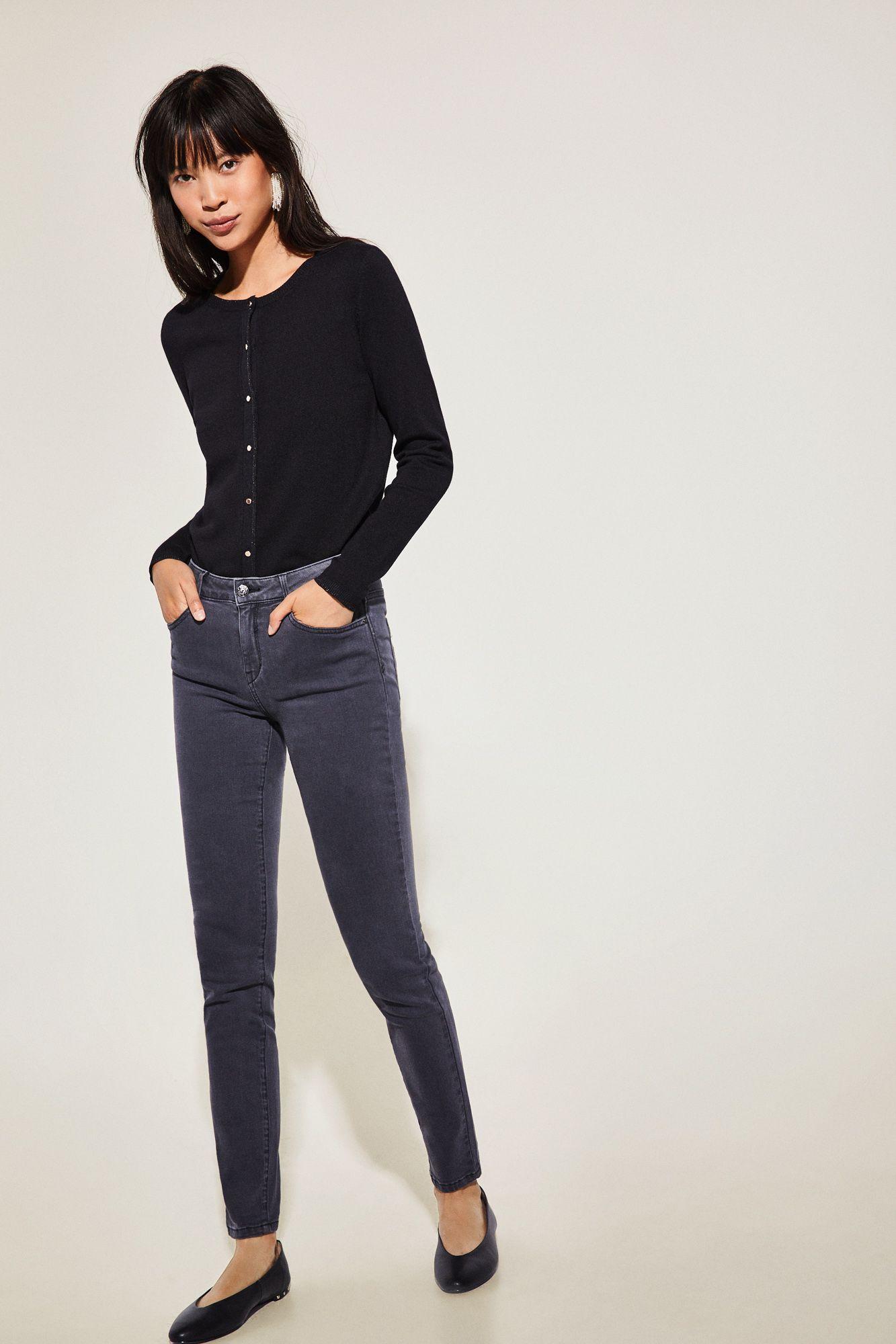 Cortefiel Jeans Pitillo Basico Ropa Ropa De Mujer Moda Para Mujer
