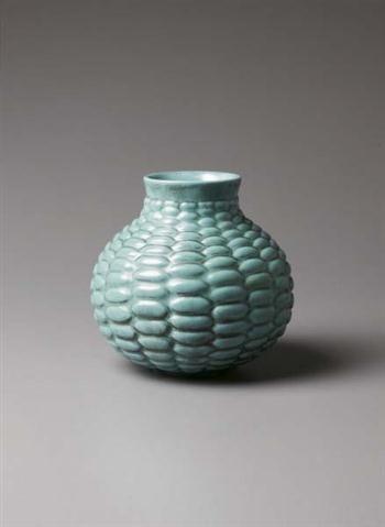 Axel Salto Rare And Early Horizontal Budding Vase Late 1940s