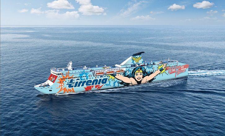 Moby e Tirrenia, agevolazioni per gli iscritti all'Associazione Italiana Classi Windsurf   Dream Blog Cruise Magazine