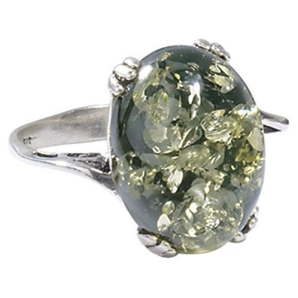 Green Amber [Pyramid Collection]
