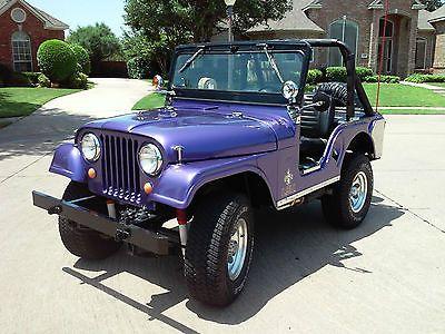 1966 Jeep CJ Kaiser