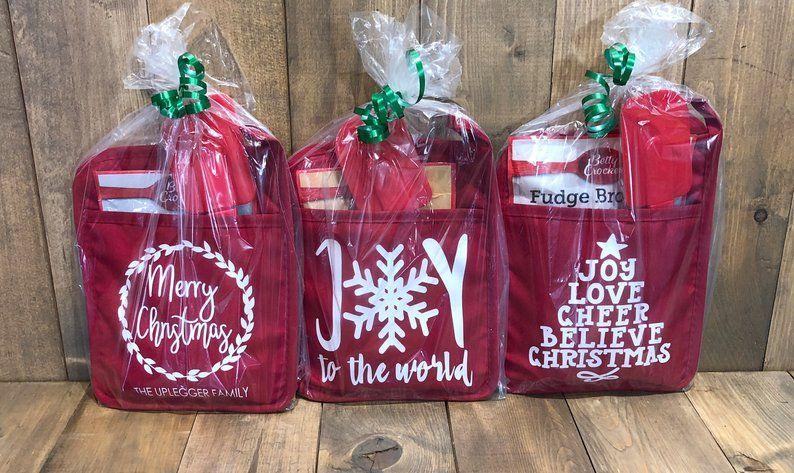 Potholder Gift Sets Neighbor Christmas Gift Coworker Etsy Coworkers Christmas Neighbor Christmas Gifts Newlywed Christmas Gifts