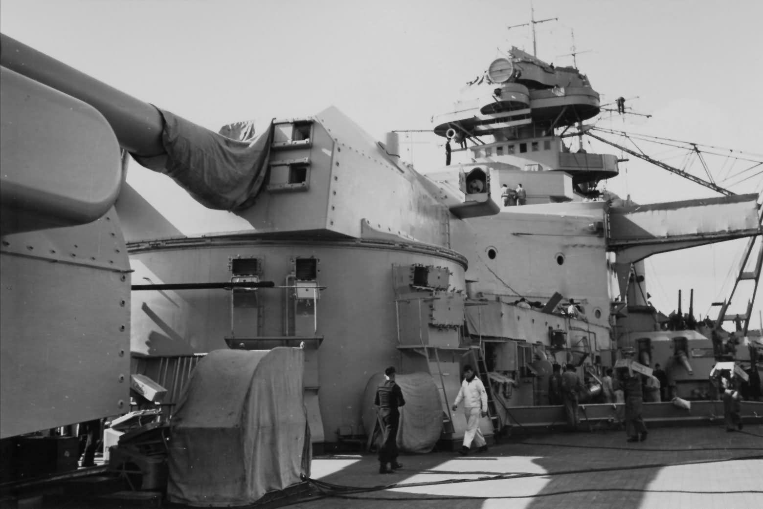 battleship Bismarck | Kriegsmarine | Pinterest | Photos ...