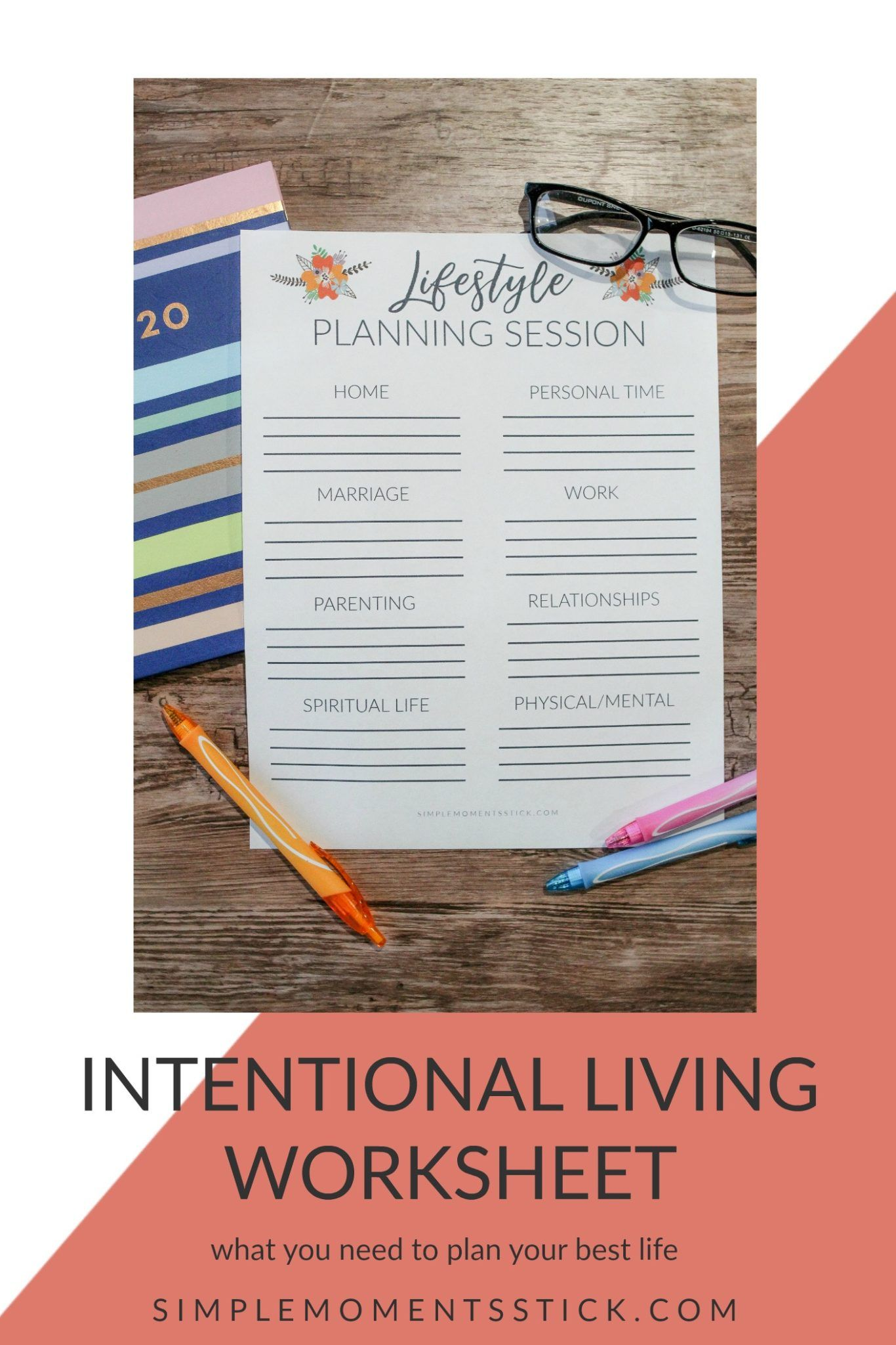Five Steps To Making Intentional Lifestyle Changes