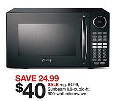 Best Microwave Deals For Black Friday