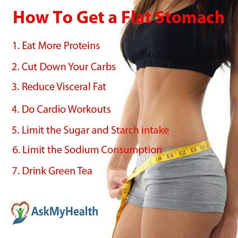 How ToGet A Flat Stomach #Health #girlsHealth #Fitness