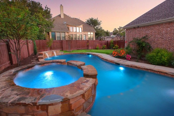 swimming pool austin texas designer pools outdoor living