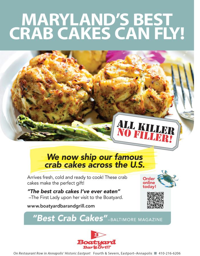 Bbg Delivery Crabcake Flyer 072616 Crab Cakes Maryland Crab Cakes Cooking