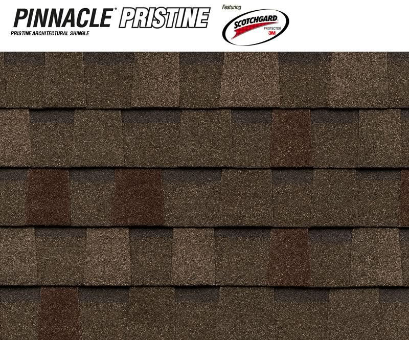 Best Weathered Color Dimensional Shingles Pinnacle Pristine 400 x 300