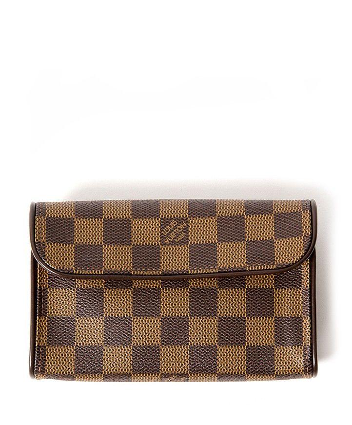 fbeb996fe4ee Louis Vuitton Damier Pouch secondhand authentic safe online shopping  webshop LabelLOV Antwerp Belgium fashion style high end luxury brands  labels designer ...