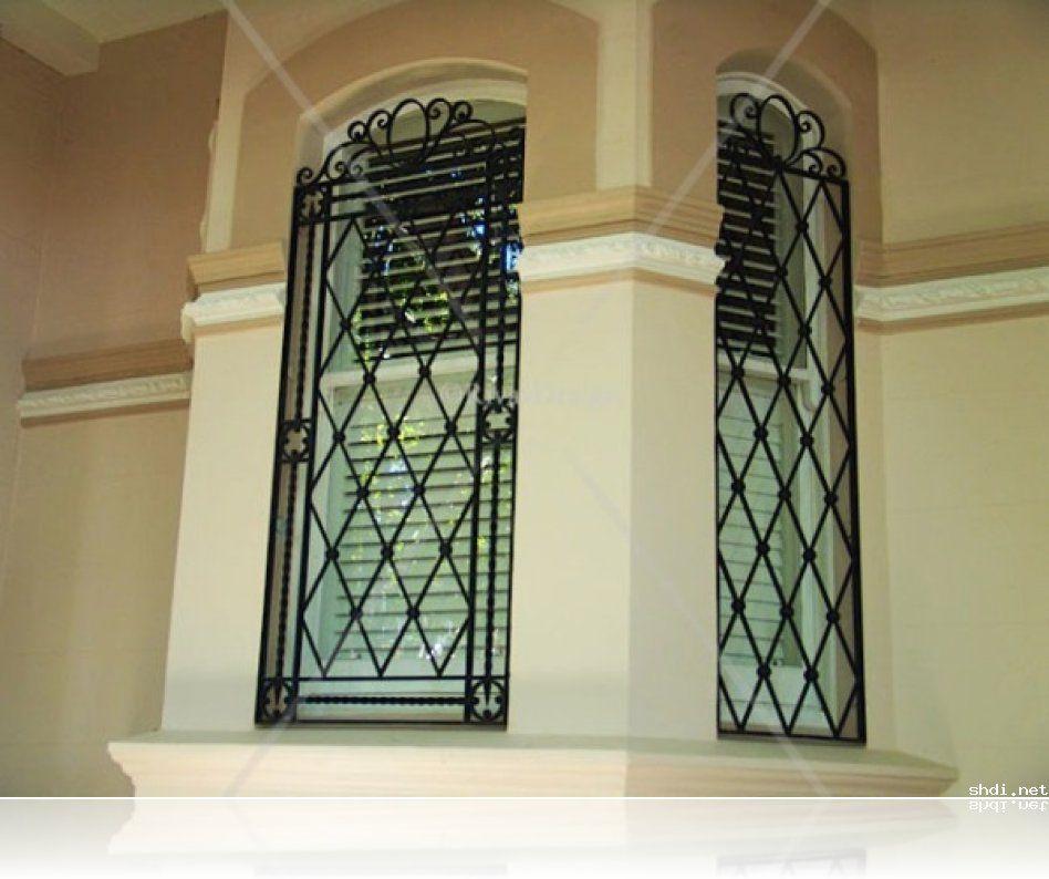 Home Window Iron Grill Designs Ideas | Home design and decor ...