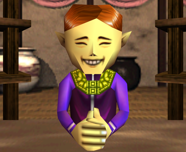 Happy Mask Salesman Majoras mask, Mask, Video game memes