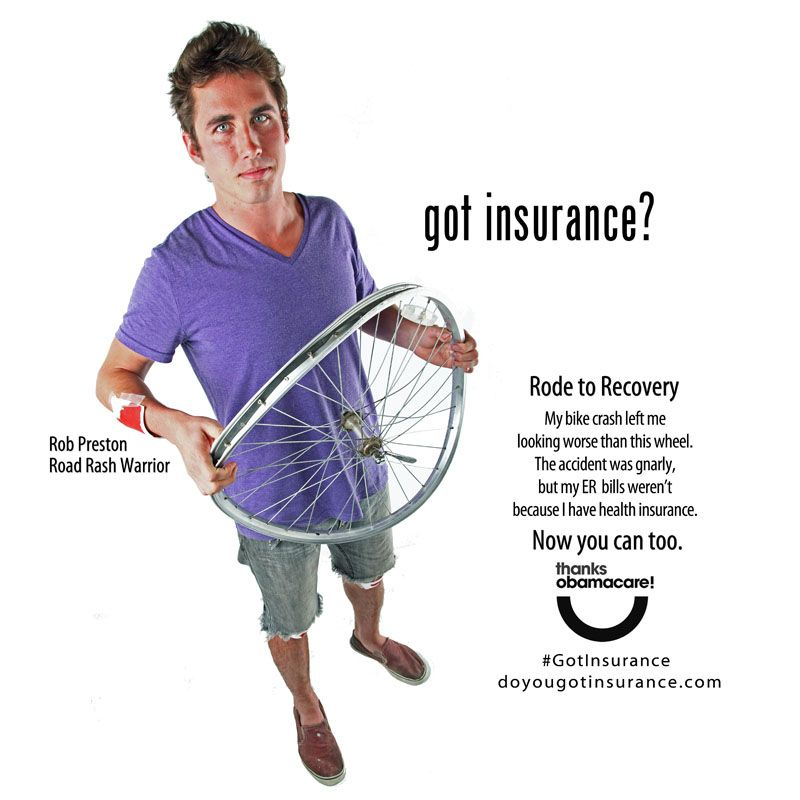 Got Insurance? Rode to Recovery - recovery plans
