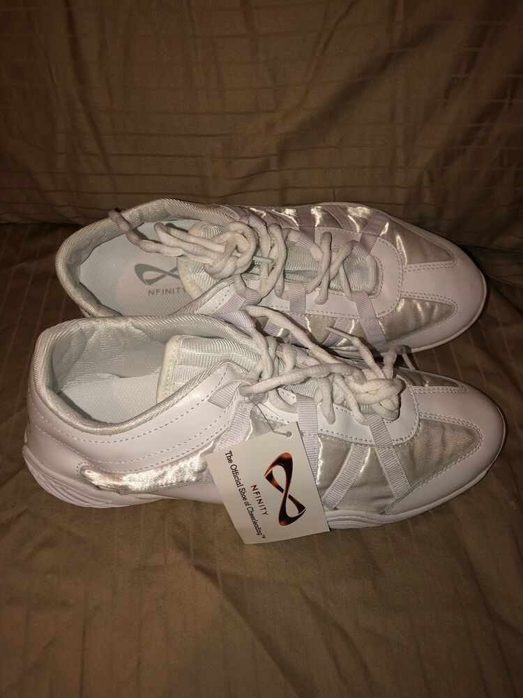 Youth /& Adult Sizes Nfinity Evolution Cheer Cheerleading Shoes