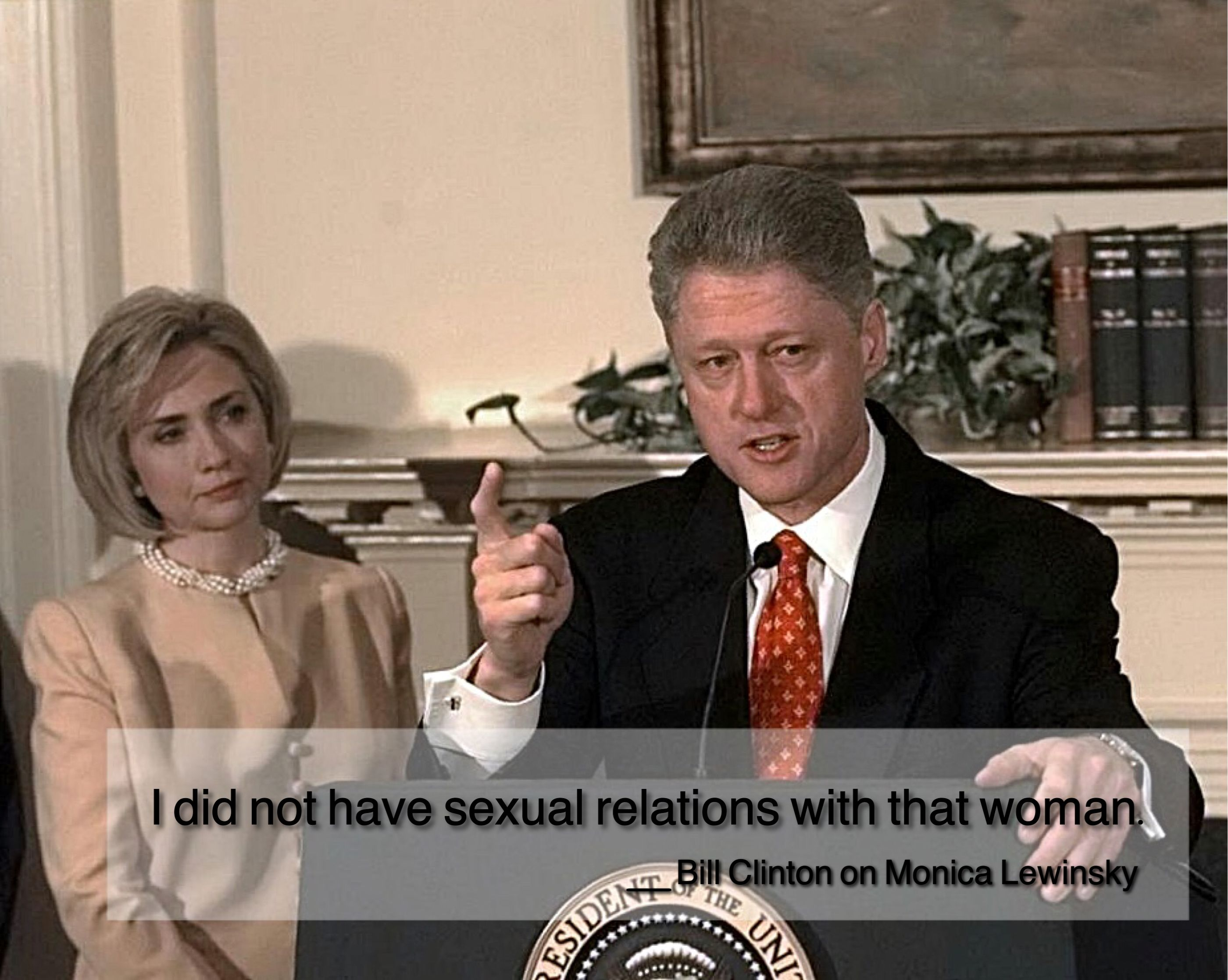 bill clinton and congress relationship