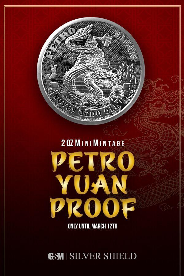 2 oz MINERS GO DEEPER  Copper Round  #137   MINI MINTAGE  Silver Shield