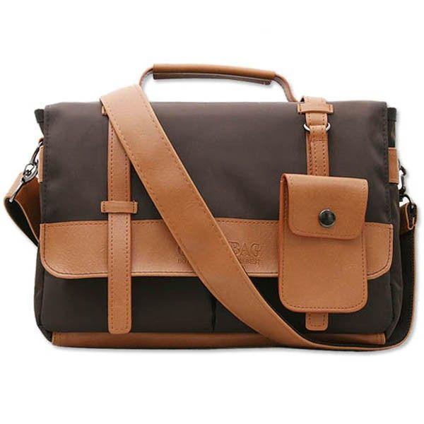 Stylish Dslr Camera Bag Messenger Crazy 574