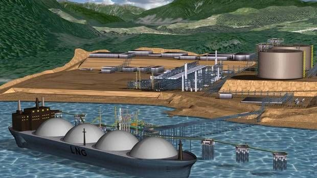 Kitimat's environment tested for its tolerance to industry