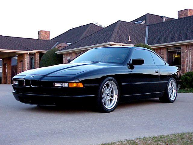 1993 Bmw 850 Csi Civilized Version Of The M8 Prototype Never
