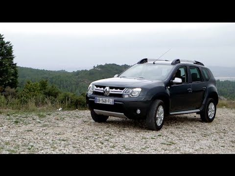 2013 New Renault Duster 4x2 Driving Review Renault Duster New Renault Renault