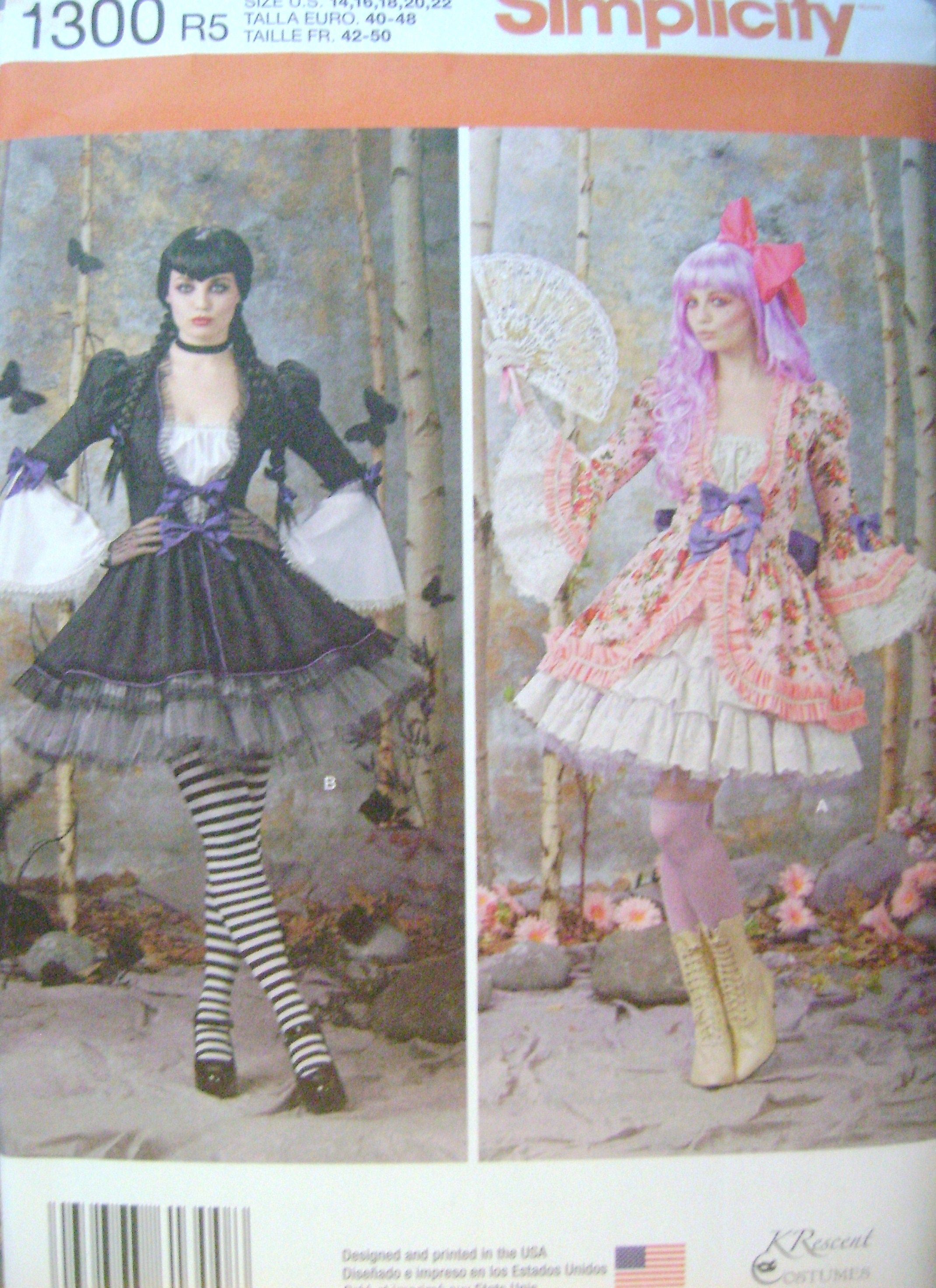 Pin on LolitaGothicSteampunk Sewing Patterns