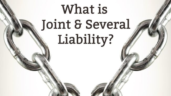 In A Residential Lease Joint And Several Liability Means That