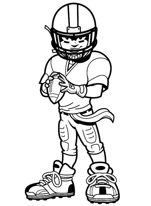Dibujos para Colorear Deportes 74 | Dibujos para colorear para niños ...